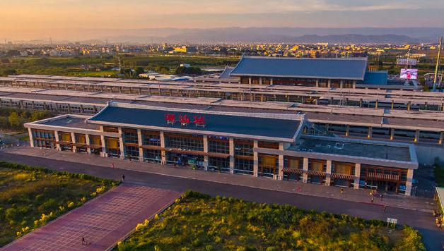 潮汕火车站